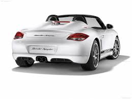 Porsche Boxster Trunk - so you always liked the spyder u0027s looks and power but not it u0027s
