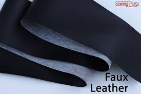 What Is Faux Leather Upholstery How To Sew Vinyl Faux Leather And Oilcloth Sewing Parts Online