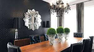 wallpaper ideas for dining room modern stylish dining room design ideas architectures ideas