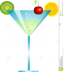 cartoon martini martini glass clipart chadholtz