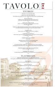 Filet Mignon Menu Menu Tavolo 72 Ristorante