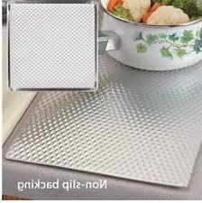 rubber countertop mat aluminum mats stove with kitchen counter