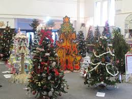 Winter Gardens Blackpool Postcode - christmas tree festival 2017 blackpool winter gardens trust