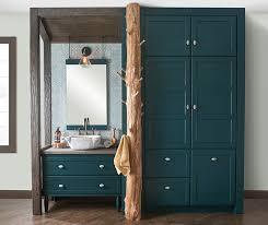 teal green bathroom vanity u0026 storage cabinets decora