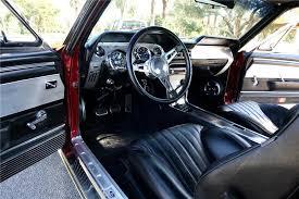 ford mustang 1967 interior 1967 ford mustang gt custom fastback 130327