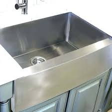 kitchen collection free shipping 30 inch stainless steel apron sink inch stainless steel single