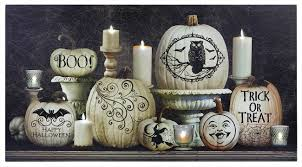 lighted halloween pumpkins lighted pumpkins u0026 outdoor decor traditions
