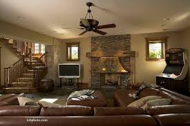 rustic basement with arcade games by a perry homes zillow digs