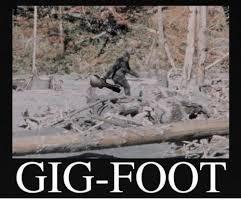 Foot Meme - gig foot meme on me me
