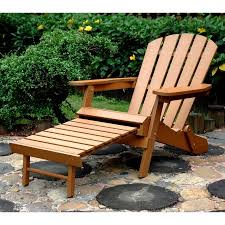 Adirondack Bench Merry Products Plastic Wood Folding Adirondack Chair With Ottoman