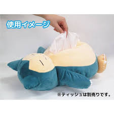Pokemon Snorlax Bean Bag Chair Pokemon Plush Tissue Cover Snorlax Pz25 Plush Toys Nin Nin