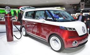 vw minivan volkswagen bulli concept u2013 news u2013 car and driver