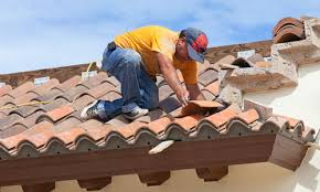 Tile Roof Repair Clay Tile Roofing