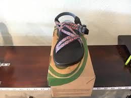chaco women u0027s zx1 classic athletic sandal burst blue 7 m us ebay