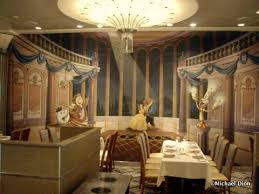 All Ears Guest Blog November  Archives - Beauty and the beast dining room