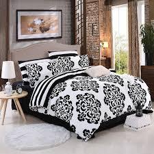 Black And White King Size Duvet Sets The Velvet Duvet Cover Med Art Home Design Posters