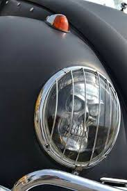 rat rod skull headlight rat rods rats cars and