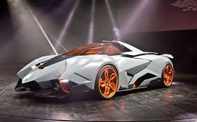is the lamborghini egoista lamborghini egoista front three quarters no car no
