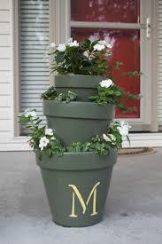 best 25 tiered planter ideas on pinterest herb garden planter