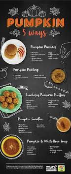 fall is here celebrate with pumpkin 5 different ways usda
