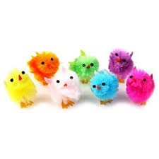 Easter Decorations Amazon by 10 X Mini Plush Yellow Chicks Easter Egg Decorations By Easter