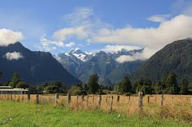 G Stige Kleine K Henzeile Neuseeland Harmonie Der Gegensätze