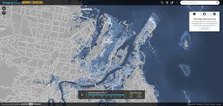 More Sea Level Rise Maps How Will Sea Level Rise Impact Your City Take A Look Climate