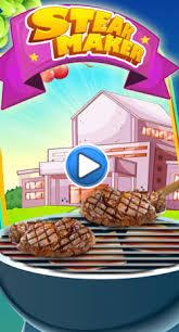 jeux de cuisine a telecharger bifteck maker jeu de cuisine 1 0 6 télécharger l apk pour android