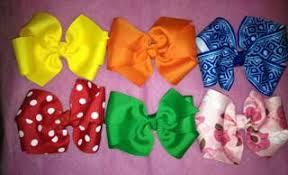 custom hair bows camis craft corner dolls crafts ideas projects