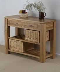Small Oak Console Table Oak Console Table With Storage Coalacre Com