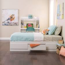 fascinating twin platform beds with storage including ana white