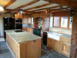 Barnwood Kitchen Cabinets Granite Countertop Frameless Kitchen Cabinets Online Industrial