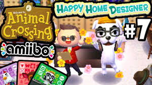 Happy Home Designer Villager Furniture Animal Crossing Happy Home Designer Part 7 Gameplay Walkthrough