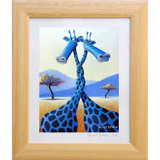 tableaux chambre bébé tableau girafe le tourbillon d amour tableau chambre enfant bébé