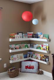 Nursery Bookshelf Ideas Bookshelf Ideas For Nursery 4675