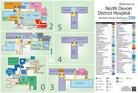 north devon district hospital floor plan northern devon