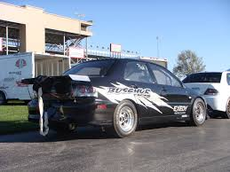 evo 8 spoiler drag racing wing evolutionm mitsubishi lancer and lancer