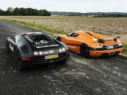 bugatti vs koenigsegg ccxr vs bugatti veyron