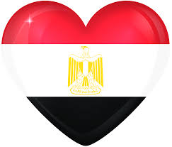 egypt large heart flag gallery yopriceville high quality