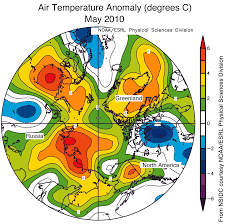 North America Temperature Map by Admin Arctic Sea Ice News And Analysis Page 3