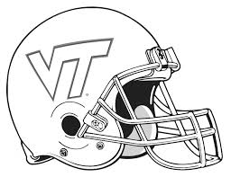 best helmet football coloring pages free 2003 printable