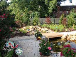 pond u0026 waterfall design services for your backyard landscape