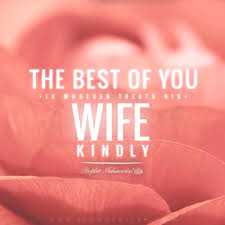 Love Your Husband Quotes by In Islam The Relationship Between Husband And Wife Is A Strong