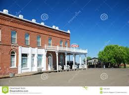 ghost town shaniko oregon usa royalty free stock photos image
