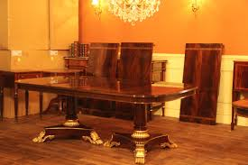 Big Dining Room Table by Extra Large And Wide Mahogany Dining Room Table