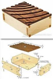 Free Woodworking Plans Jewellery Box by How To Make A Basic Jewelry Box From Scratch Woodworking Diy