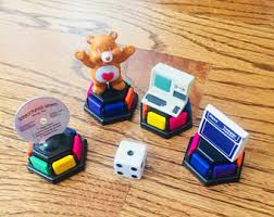 trivial pursuit 80s 80s etsy