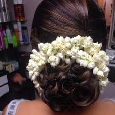 pics of bridal hairstyle photo of makeup artist orange the salon via indian bridal