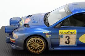 rally subaru top marques collectibles subaru impreza s4 wrc mc rally 1998 mud