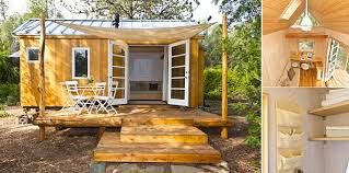 Home Design Garden Architecture Blog Magazine Vina U0027s Tiny House Living Off The Grid In 140 Square Feet Home
